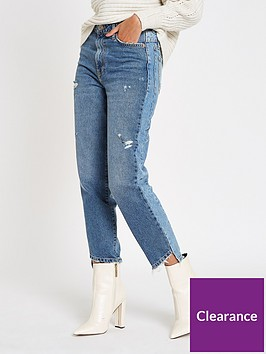 river-island-river-island-distressed-contrast-wash-straigh-leg-jeans-blue