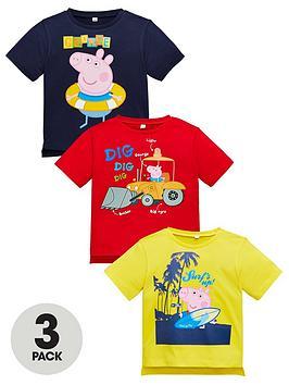 george-pig-boys-3-pack-t-shirts-multi