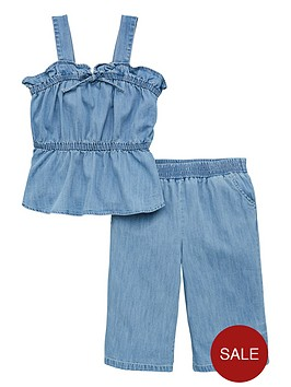 v-by-very-girls-denim-culottes-co-ord-outfit-blue