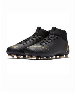 nike nike junior mercurial superfly 6 mg academy football boots