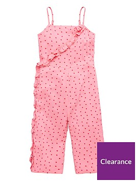 v-by-very-girls-spot-ruffle-jumpsuit-pink