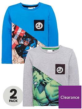 the-avengers-boys-avengers-2pk-tshirts