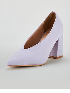 lost-ink-cindy-high-vamp-block-heeled-shoes-purple