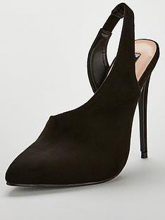 lost-ink-jennnbspwide-fitnbspslingback-shoe-with-high-vamp-black