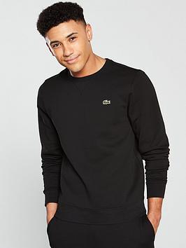 Lacoste Lacoste Sweatshirt - Black Picture
