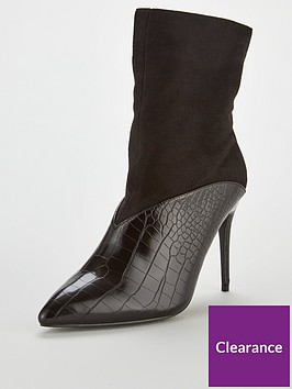 lost-ink-ava-croc-texture-stiletto-ankle-boot-black