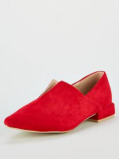 lost-ink-britney-high-vamp-flat-shoe-red