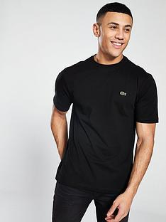 lacoste-crew-neck-t-shirt-black