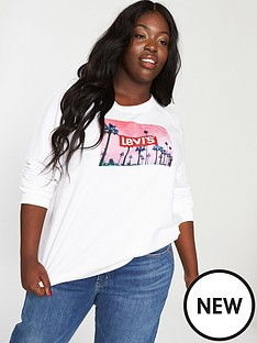 levis-plus-relaxed-graphic-crew-sweatshirt-white