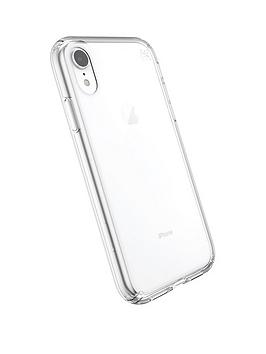 Speck Speck Presidio Stay Clear Case For Iphone Xr - Clear Picture