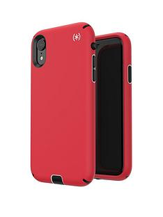 speck-presidio-sport-case-for-iphone-xr--nbspheartrate-redsidewalk-greyblack