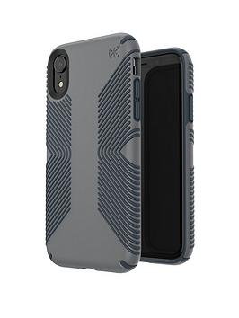 speck-presidio-grip-case-for-iphone-xr-graphite-greycharcoal-grey