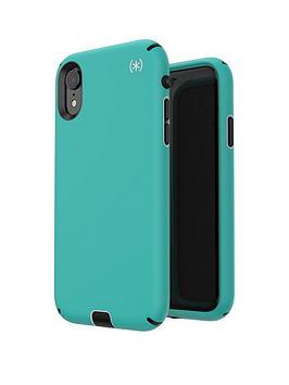 speck-presidio-sport-case-for-iphone-xr-jet-ski-tealdolphin-greyblack