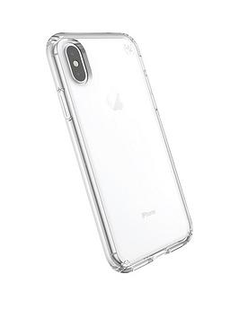 Speck Speck Presidio Stay Clear Case For Iphone X/Xs - Clear Picture