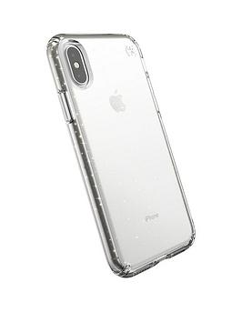 speck-presidio-clear-and-glitter-case-for-iphone-xxs-clear