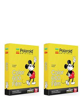polaroid-originals-mickey-mouse-90th-anniversary-limited-edition-600-colour-film-double-pack