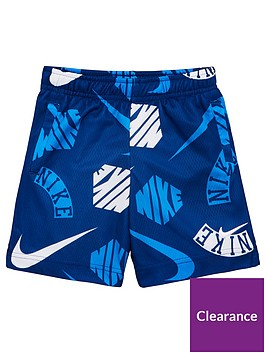 nike-younger-boys-aop-dry-shorts-blue