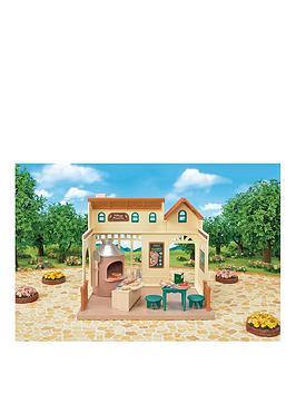 Sylvanian Families Sylvanian Families Village Pizzaria Picture