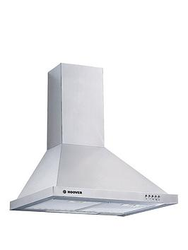 Hoover Hoover H-Hood 300 Hce160X 60Cm Chimney Hood - Stainless Steel -  ... Picture