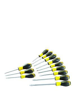 Stanley  12Pc Screwdriver Set