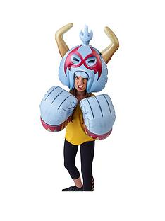 massive-monster-mayhem-inflatable-armour-robro