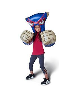 massive-monster-mayhem-inflatable-armour-macho-cheese