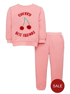 mini-v-by-very-girls-cherry-best-friends-2-piece-sweat-top-and-bottoms-outfit-pink