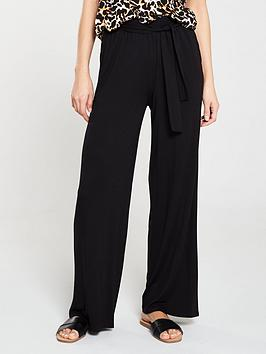 v-by-very-wide-leg-jersey-cropped-trousers-black