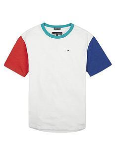 tommy-hilfiger-boys-contrast-short-sleeve-t-shirt-white