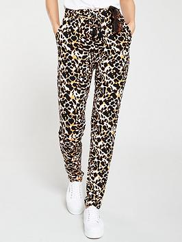 v-by-very-tapered-jersey-pants-animal-print