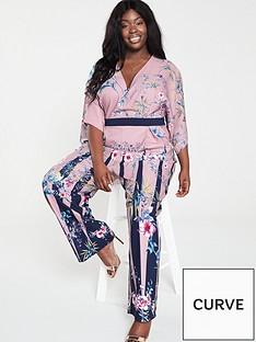 little-mistress-curve-wrap-floral-printed-jumpsuit-multi