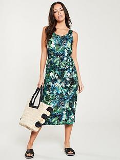 v-by-very-midi-vest-dress-tropical-print