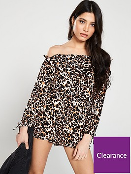 v-by-very-off-the-shoulder-playsuit