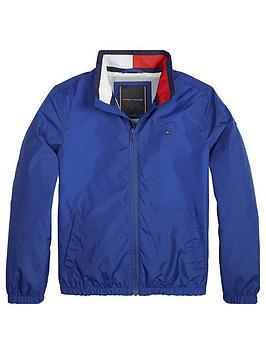 tommy-hilfiger-boys-lightweight-flag-jacket-blue
