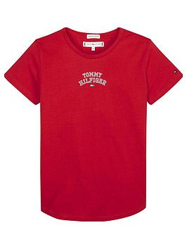 tommy-hilfiger-girls-short-sleeve-logo-t-shirt