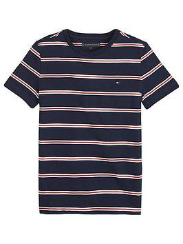 tommy-hilfiger-boys-short-sleeve-stripe-flag-t-shirt-navy