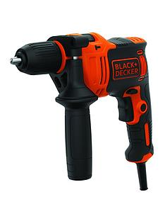 black-decker-blackdecker-710w-corded-hammer-drill-kitbox