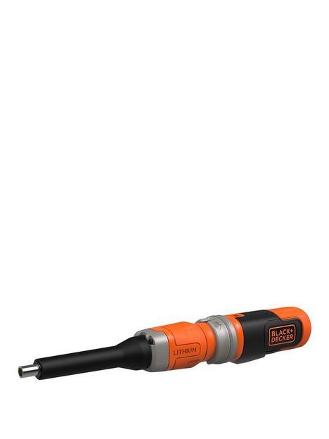 black-decker-blackdecker-36v-lithium-ion-screwdriver-with-extending-shaft
