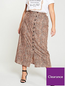 v-by-very-curve-viscose-button-through-maxi-skirt-animal-print