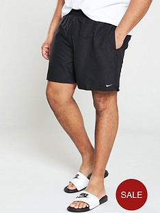 nike-swim-plus-size-solid-lap-5-inch-swim-shorts-black