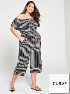 v-by-very-curve-bardot-crop-jumpsuit-stripe