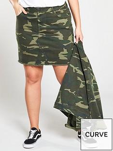 v-by-very-curve-camo-denim-skirt-camouflage