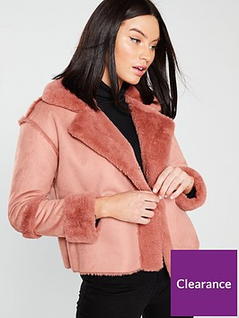 river-island-short-coat-pink