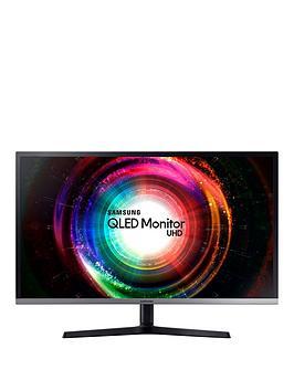 Samsung Samsung U32H850 32 Inch 3840X2160 Uhd Qled Freesync Gaming Monitor  ... Picture