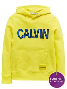 calvin-klein-jeans-boys-terry-logo-overheadnbsphoodie-lemon