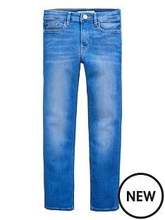 calvin-klein-jeans-girls-slim-fit-jeans-bright-blue