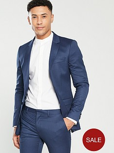 v-by-very-skinny-houndstooth-suit-jacket-blue