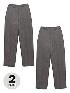 v-by-very-boys-2-pack-pull-on-school-trousers-grey