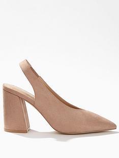 miss-selfridge-high-vamp-slingback-high-block-heel-nude