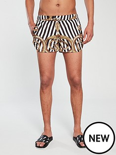 hermano-printed-beach-short